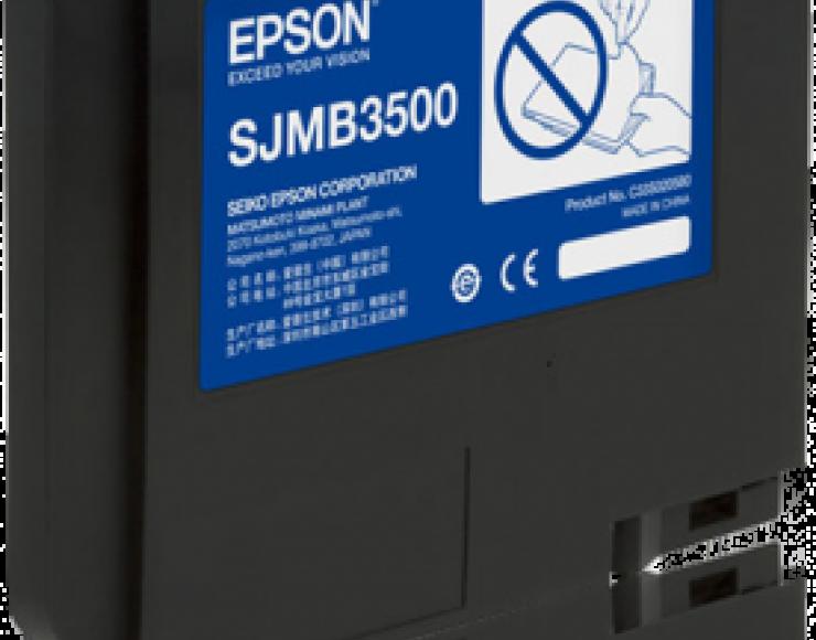 EPSON  C3500 BOX. MANTENIMIENTO