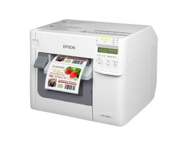Impresora de Etiquetas EPSON ColorWorks C3500 (012CD) (incl. NiceLabel CD)